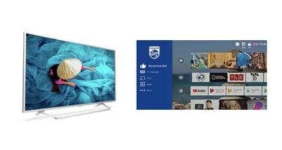 Yeames Hospitality Philips Media suite Chromecast TVs